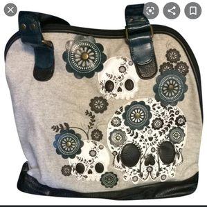 ISO Loungefly Sugar Skull Bag